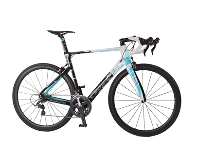 Light weight SOBATO Carbon Fiber Frame Road Bike Racing Aero Complete Bike with 5800 Shimano groupset