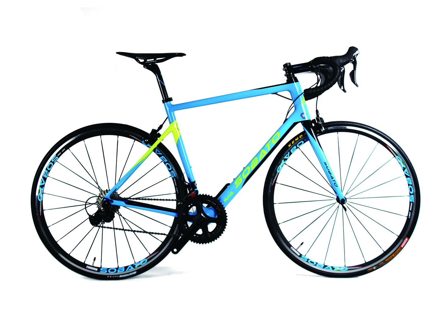 EPS TECH Endurance Carbon Road Bike Frame with super light weight